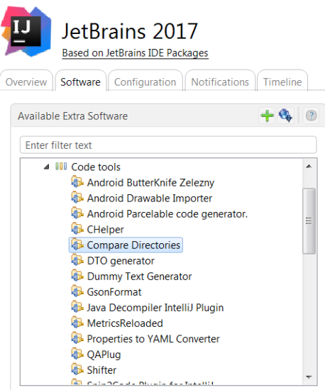 JetBrains IDE Delivery with SDC